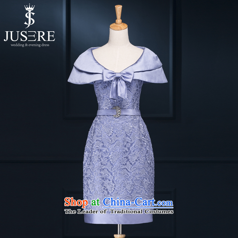 The Zaytun Unit is set sea wedding dresses middle-aged women short-sleeved wedding MOM Pack Large 2015 Skirt tailored light violet