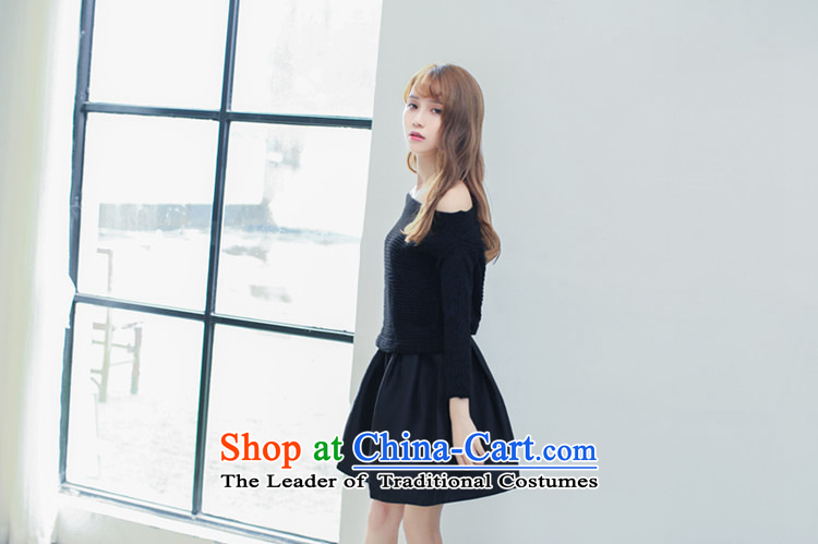 The autumn 2015 domain is a new field shoulder straps sweater bon bon skirt two kits dress kit dresses 3932 dark blue聽L picture, prices, brand platters! The elections are supplied in the national character of distribution, so action, buy now enjoy more preferential! As soon as possible.