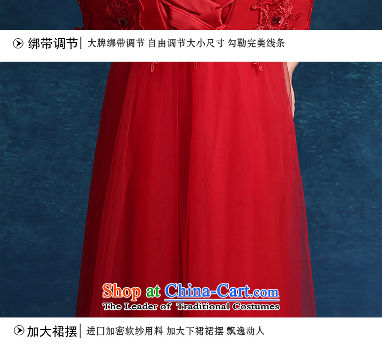 Each original Connie 2015 new wedding dresses red dress long large marriages in summer clothing cuff bows long red tailored does not allow for pictures, prices, brand platters! The elections are supplied in the national character of distribution, so action, buy now enjoy more preferential! As soon as possible.