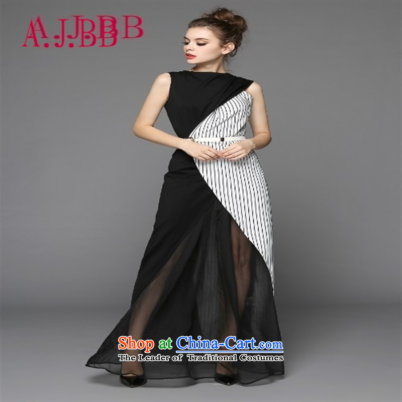 Vpro only adult long gown dress dress banquet dress black and white spell color?L Oori Travel Agency 02-733-0882.