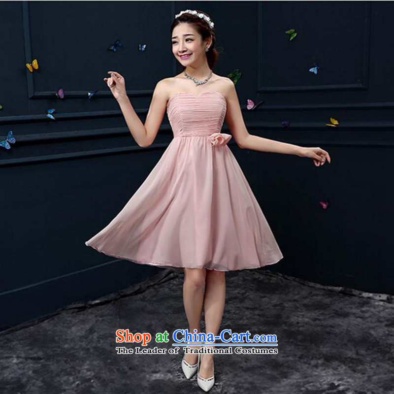 Mano-hwan's stars bridesmaid mission marriage bridesmaid dress dinner dress, graduated from serving Yu Hsuan dress燛 are Code� 125 purple catty can pass through