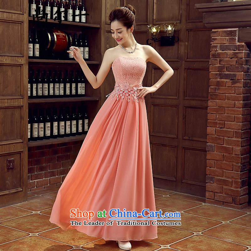 Yet, a wedding dresses new dresses marriages bows services under the auspices of the chest and long evening dresses 8 274 pink?L