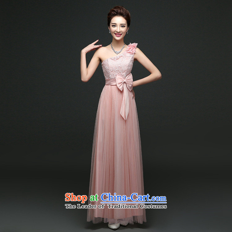 There is also optimized 8D long skirt fine nail pearl sister shoulders bridesmaid skirt sister services Korean bows services will dress mz5114 purple picture, prices, brand platters! The elections are supplied in the national character of distribution, so action, buy now enjoy more preferential! As soon as possible.