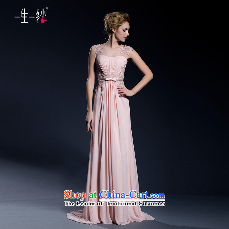 A lifetime of shoulders evening dresses long betrothal moderator will dress dresses autumn bows Top Loin 402401385 services Pink�155/82A 30 days pre-sale