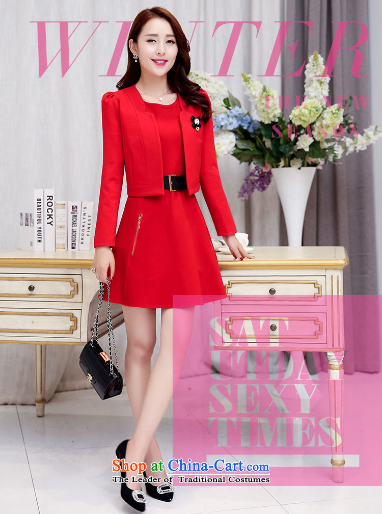 Cayman Commercial Population Ceremony Wedding Dress Women Fall/Winter Collections Korean ...