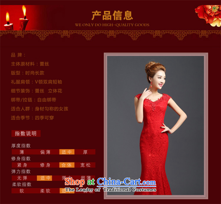 2015 Chief toasting champagne HUNNZ) red ethnic bride wedding dress banquet evening dresses red聽S picture, prices, brand platters! The elections are supplied in the national character of distribution, so action, buy now enjoy more preferential! As soon as possible.