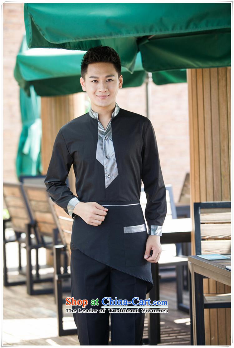 White apron health - The Secretary For Health Related Shops Attendant Long Sleeved Shirt Hotel Restaurant The Hotel