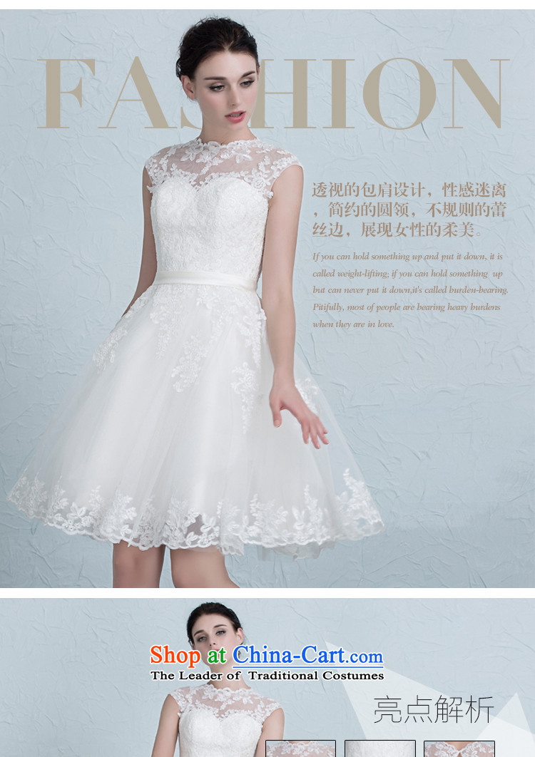 There is a shortage of bridesmaid dress banquet dinner dress Korean ...