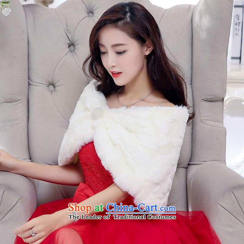 2015 Autumn and Winter, stylish and simple with chest lace dresses bridal services in the medium to long term, temperament Sau San bon bon skirt gauze princess skirt bow tie foutune bridesmaid service wedding + shawl (color please note) M