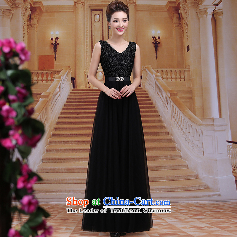 Tim hates makeup and 2015 New wedding dresses winter mother marriages bows services wedding dresses mother long_ under the auspices of long-sleeved LF035 bride dress sleeveless聽M
