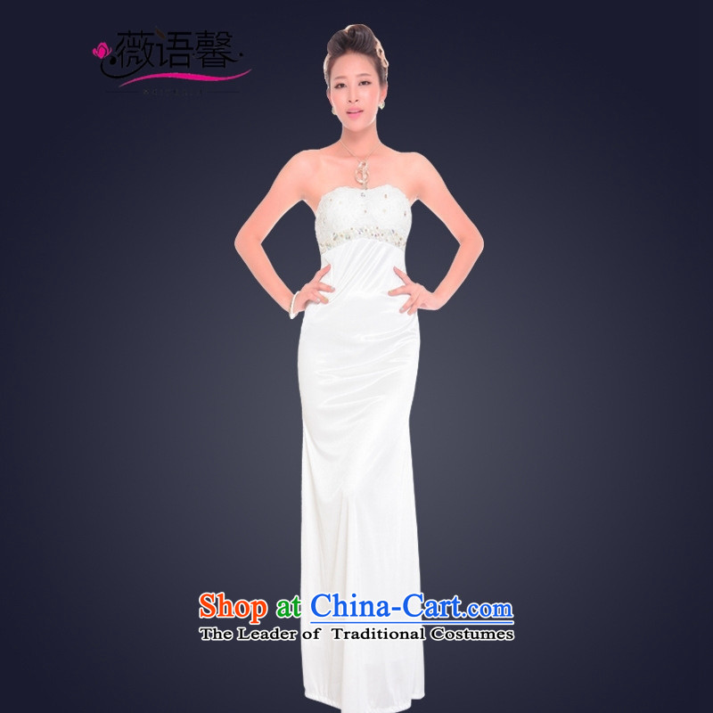 Optimize fruit shop 2015 Summer bell sexy anointed chest dresses Long Short of dress will service technician red�L