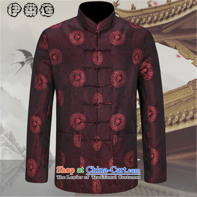 Hirlet Ephraim聽autumn 2015 replacing men of older persons and Tang dynasty long-sleeved men of ethnic jacket over the life of older Chinese couples Tang dynasty jacket characters men聽185, Electrolux Ephraim ILELIN () , , , shopping on the Internet