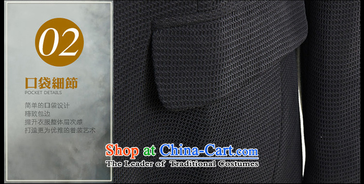 Elizabeth cloud of incense China wind-cloud based on Chinese tunic male silk yarn Sau San jacket collar business gentleman Tang Blouses Black聽XL Photo, prices, brand platters! The elections are supplied in the national character of distribution, so action, buy now enjoy more preferential! As soon as possible.