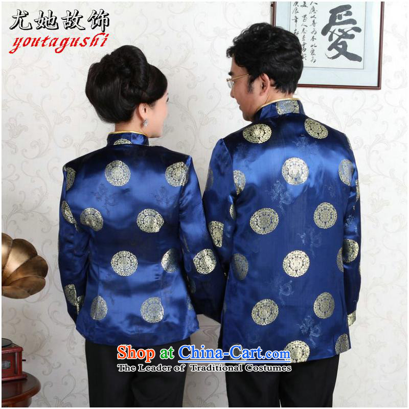 She was particularly headliner older couples with Tang dynasty China wind collar dress too Shou Yi wedding services will blue women聽especially her death ornaments XXXL, shopping on the Internet has been pressed.
