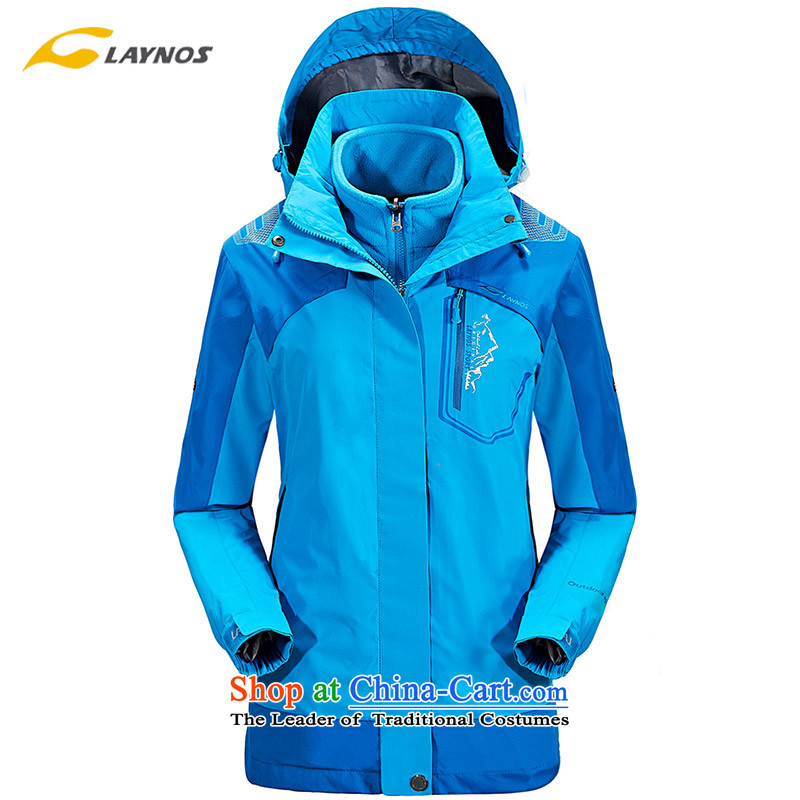 Renault,聽new emergency unit for couples laynos yi men and women of the three-in-One outdoor two kits winterization removable draw Inner Lake 150A280A lint-free evaluation_Female聽M