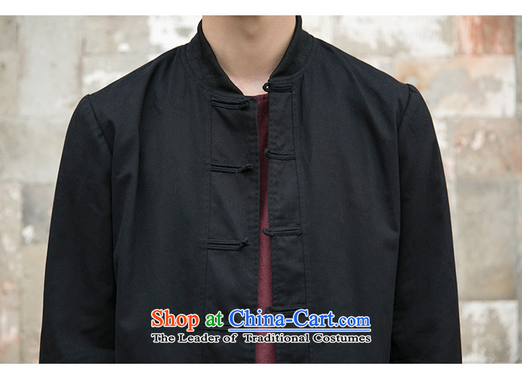 Dan Jie Shi Tang dynasty China wind retro men pure cotton jacket Navy detained disk S picture, prices, brand platters! The elections are supplied in the national character of distribution, so action, buy now enjoy more preferential! As soon as possible.