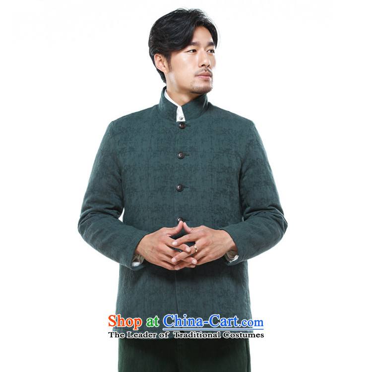 Azzu defense (azouari) China wind winter men linen robe Tang dynasty ãþòâ jacket men Chinese cotton linen collar Chinese tunic cotton coat greenXXL picture, prices, brand platters! The elections are supplied in the national character of distribution, so action, buy now enjoy more preferential! As soon as possible.