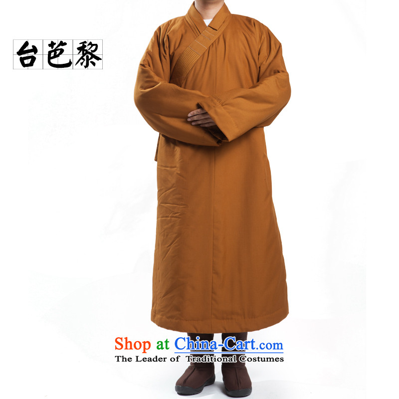 Desktop and Lai renunciates�A Taiwan winter thick cotton robe robe cheongsams monks warm winter clothing�57(174cm-176cm) anthuriam