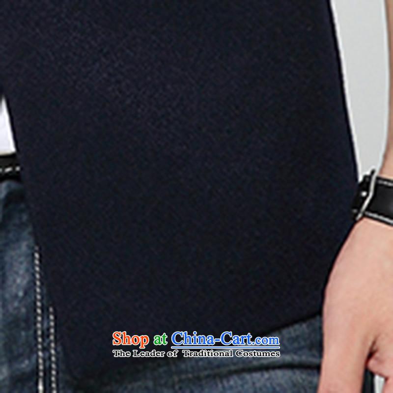 Dan Jie Shi Tang Dynasty Chinese tunic summer national costumes men fall new stylish casual men jacket? small blue suit X1505A3306 XL, Dan Jie Shi (DANJIESHI) , , , shopping on the Internet