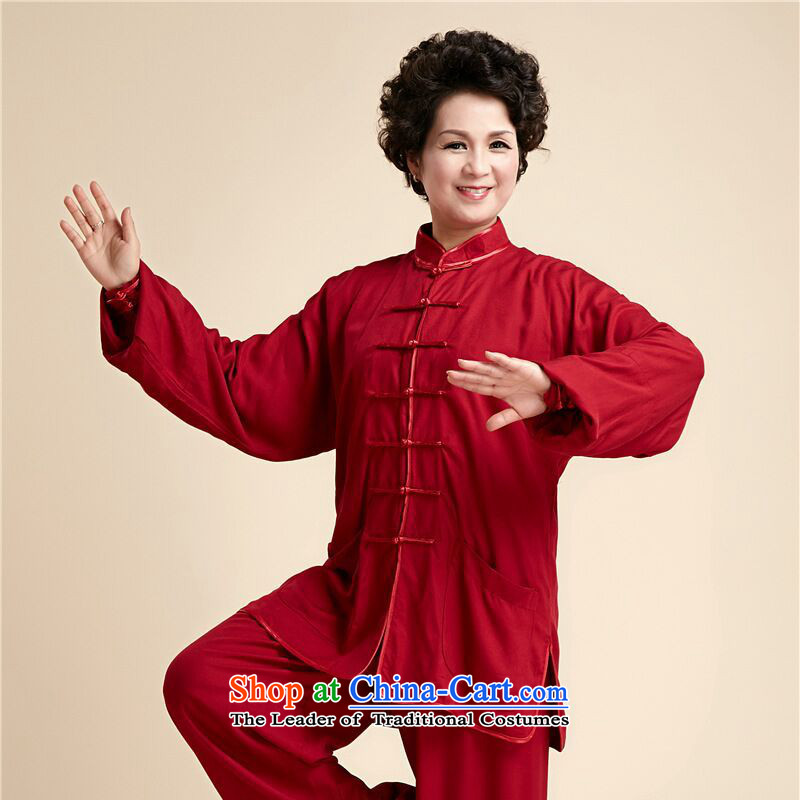158 Jing new taxi service men and women fall Tai Chi Kit older taijiquan costumes and exercise clothing聽- 14 men聽XXL, Blue 158 jing shopping on the Internet has been pressed.