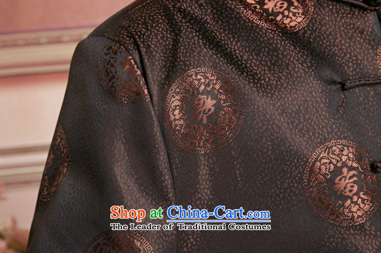 158 Jing Chu replacing older persons in the Tang dynasty couples men long-sleeved birthday too Shou Chinese Dress elderly woman's robe聽L picture, prices, brand platters! The elections are supplied in the national character of distribution, so action, buy now enjoy more preferential! As soon as possible.
