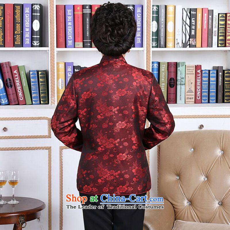 158 Jing in Tang Dynasty older couples with collar China wind dress too Shou Yi wedding services will聽bring men XXL, jing shopping on the Internet has been pressed.