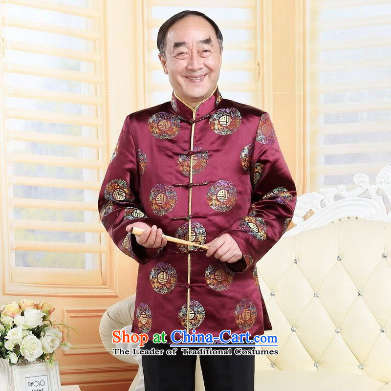 158 Jing in Tang Dynasty older couples with collar China wind dress too Shou Yi wedding services will men聽L