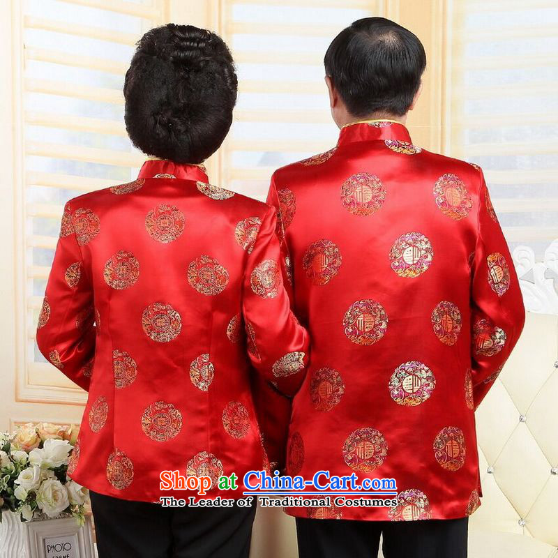 158 Jing in Tang Dynasty older couples with collar China wind dress too Shou Yi wedding services will women聽, L 158 jing shopping on the Internet has been pressed.
