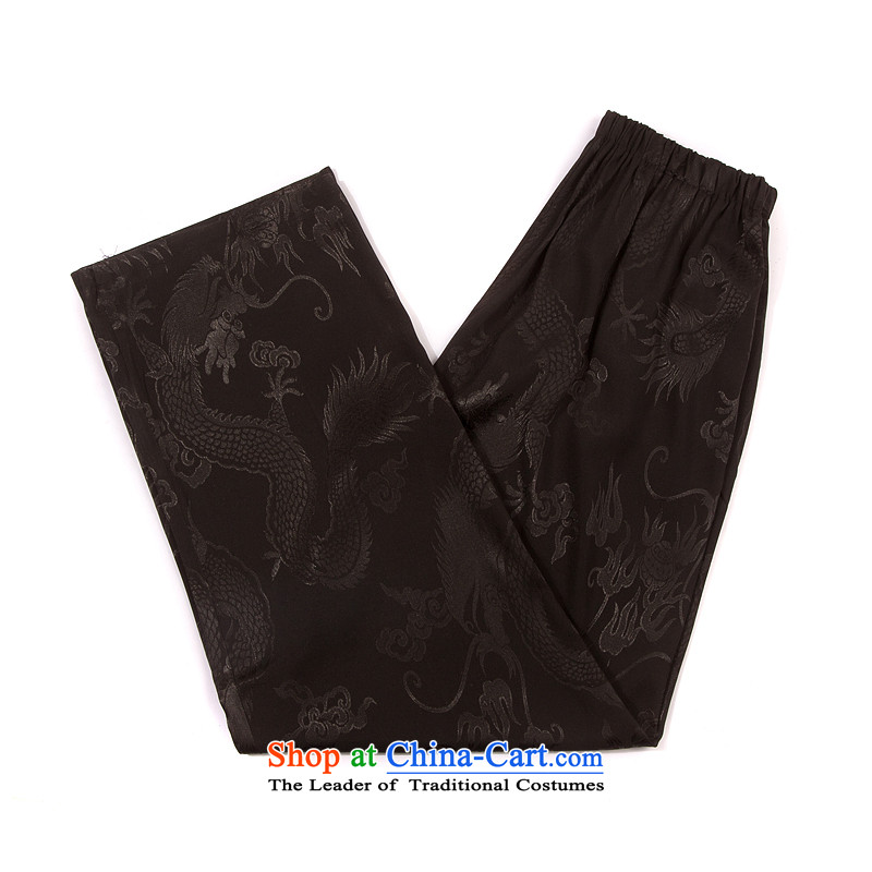 Whig Po 2015 spring/summer load new products from Vigers Po China Wind Pants Tang men stylish casual pants B - serving short black聽XXXXL, ofa fruit , , , shopping on the Internet