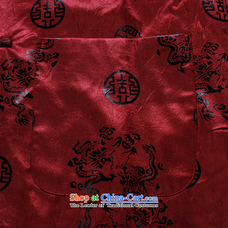 Spring 2015 new products from Vigers Po Man Leisure Tang Dynasty Chinese Tang dynasty collar C-0111 MAUVE聽XXXL, federal core Chai Lang , , , shopping on the Internet
