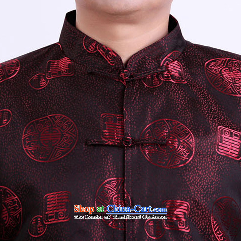 The autumn and winter special offer older thin cotton Tang dynasty men of ethnic older persons relaxd casual jackets 1335 folder Tang cotton winter of coffee聽in the Cave of the elderly聽has been pressed shopping on the Internet