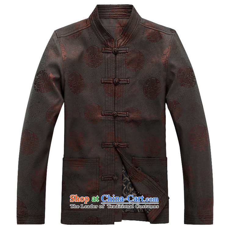 Hiv Rollet autumn and winter in the new elderly men Tang Gown of older persons for autumn and winter men's jackets red T-shirt聽L/175 picture, prices, brand platters! The elections are supplied in the national character of distribution, so action, buy now enjoy more preferential! As soon as possible.