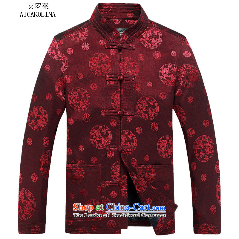 Hiv Rollet autumn and winter, men Tang Tang dynasty casual male Blue聽 M HIV ROLLET (AICAROLINA) , , , shopping on the Internet