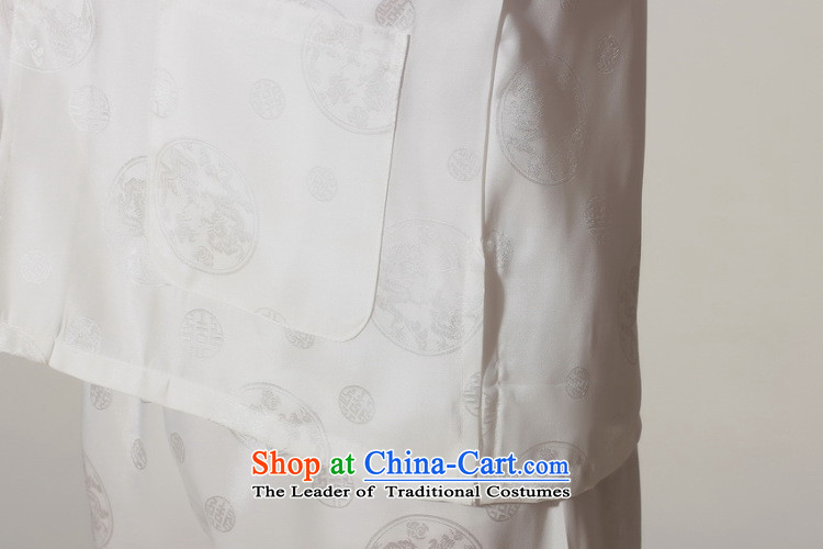 Shanghai, optimization options in Tang Dynasty older men and summer collar silk men long-sleeved kit for larger men's kung fu kit聽-C, wine red聽140-155 L recommendations seriously picture, prices, brand platters! The elections are supplied in the national character of distribution, so action, buy now enjoy more preferential! As soon as possible.