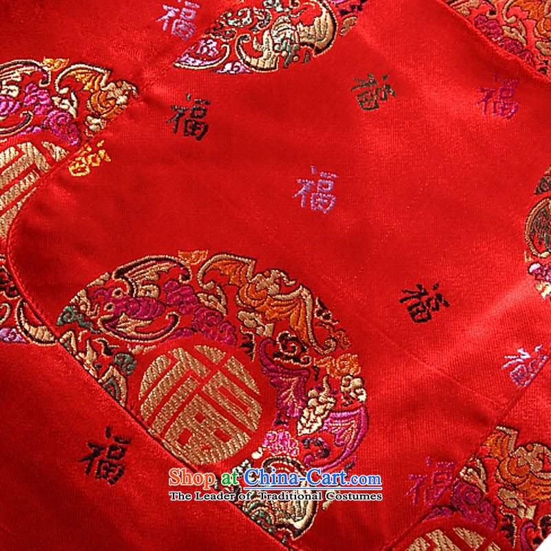 Kanaguri mouse in Tang Dynasty older autumn and winter new products for couples of Tang Dynasty Men long-sleeved red men 175 kanaguri mouse (JINLISHU) , , , shopping on the Internet
