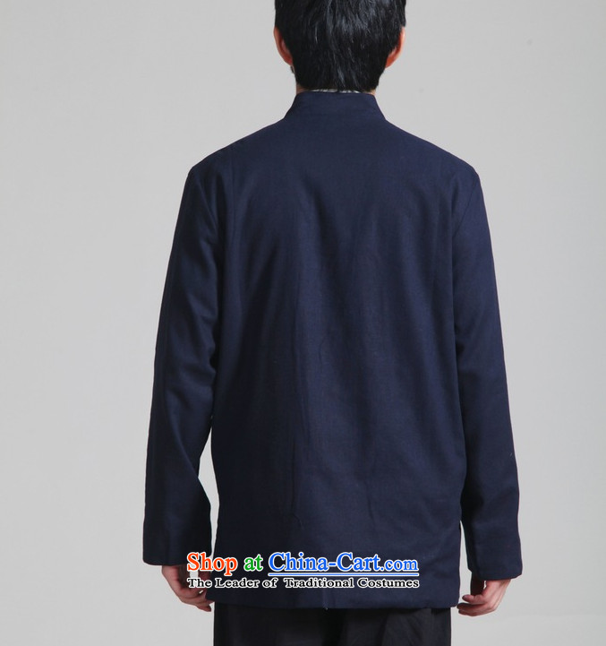 Floral autumn and winter in the new elderly men's father replacing men wearing cotton linen duplex ancient Tang dynasty long-sleeved jacket Cardigan Male聽- 3 on Tsing and beige聽L picture, prices, brand platters! The elections are supplied in the national character of distribution, so action, buy now enjoy more preferential! As soon as possible.