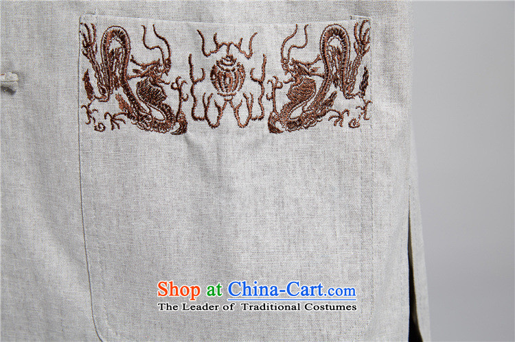 Q Shinsaibashi represented a health (men's Spring New China wind up charge-back collar long-sleeved Tang long-sleeve sweater with 1509 carbon L picture, prices, brand platters! The elections are supplied in the national character of distribution, so action, buy now enjoy more preferential! As soon as possible.