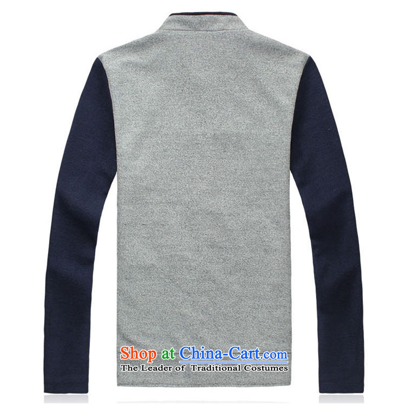 8vpro breesonly forest (Spring) Male Male Korean Sweater Sau San Cardigan collar spell checker to increase color jacket male聽JK01聽gray color navy聽5XL, spell silk vpro forest (breesonly) , , , shopping on the Internet