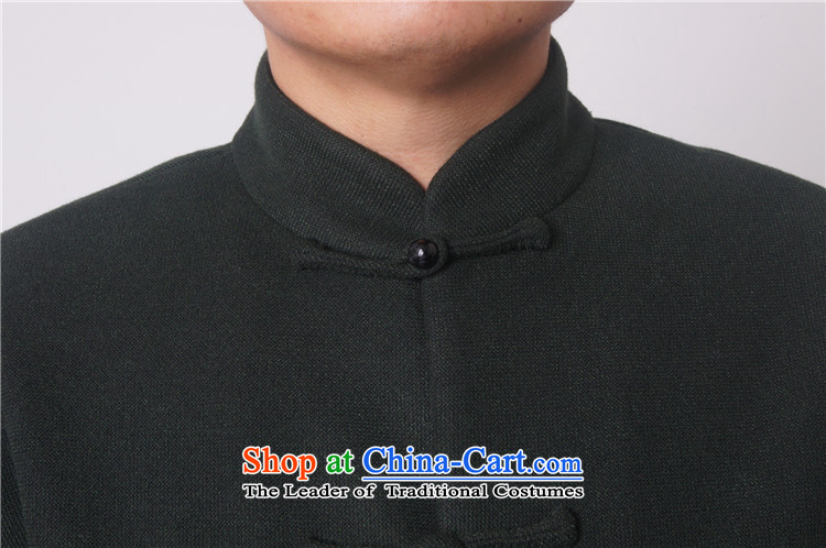 Mr Rafael Hui, the British sureyou genuine men's new spring and autumn men casual Spring and Autumn Chinese collar Tang jacket, dark green聽185 pictures 1319, prices, brand platters! The elections are supplied in the national character of distribution, so action, buy now enjoy more preferential! As soon as possible.