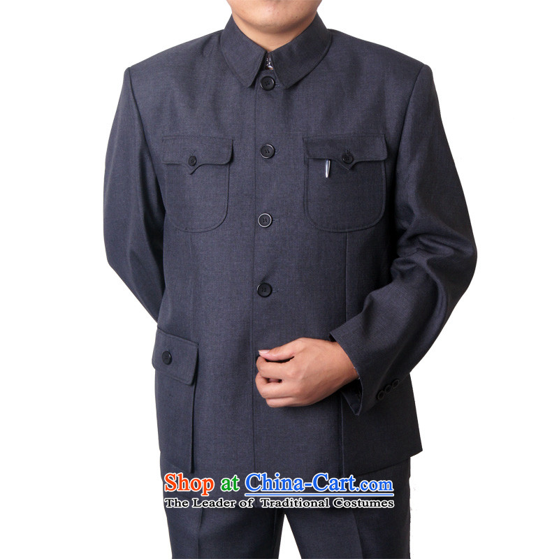 15 men in spring and autumn sureyou new products in older men Chinese tunic suit for both business and leisure services to serve Zhongshan older persons kit 09聽170, the British Sze of gray (sureyou) , , , shopping on the Internet