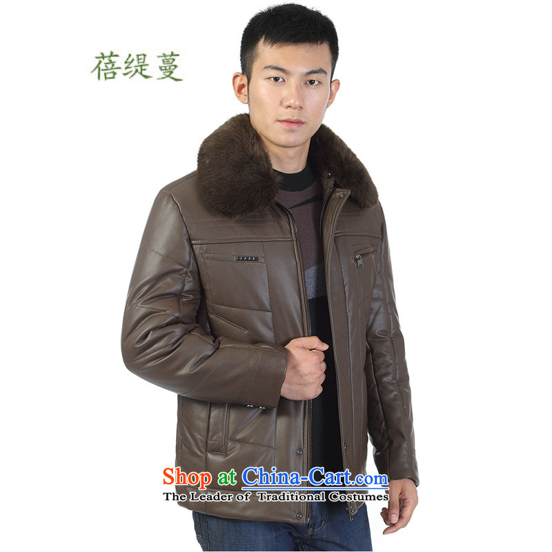 Mrs Ingrid Yeung as Overgrown Tomb of聽winter clothing middle-aged men 2014 cotton robe in large jacket elderly men in the long load father cotton coat H 2335 Color聽175, Mrs Ingrid pickled economy Overgrown Tomb , , , shopping on the Internet