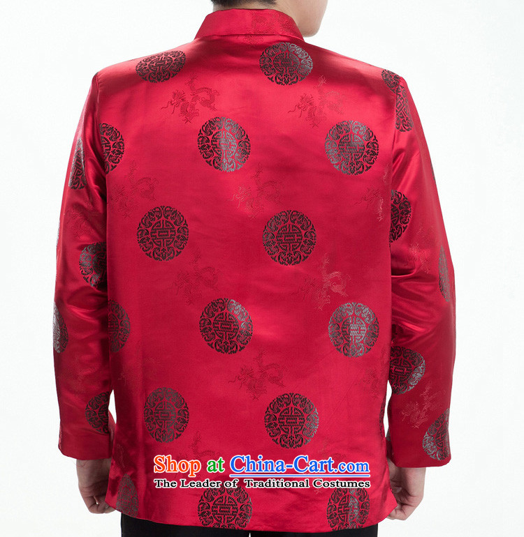 Park Hee-men in Tang Dynasty long-sleeved older winter coats jubilation mezzanine folder cotton birthday of the Tang dynasty watermelon red/winter clothing (cotton) 170/92(XL) pictures folder, prices, brand platters! The elections are supplied in the national character of distribution, so action, buy now enjoy more preferential! As soon as possible.