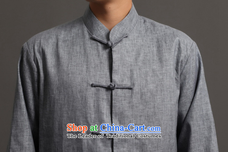 158 Jing Tang Dynasty Men long-sleeved sweater collar ethnic Han-tang聽- 2)聽XXXL, prices, brand image of Platters! The elections are supplied in the national character of distribution, so action, buy now enjoy more preferential! As soon as possible.
