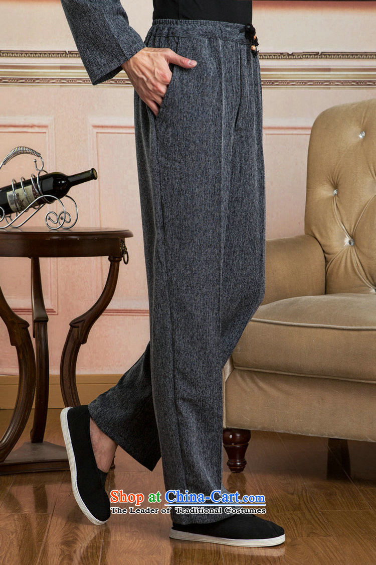 Shanghai, optimization options men Tang elastic waist pants cotton linen trousers and pants casual pants - 2 TROUTHES L picture, prices, brand platters! The elections are supplied in the national character of distribution, so action, buy now enjoy more preferential! As soon as possible.