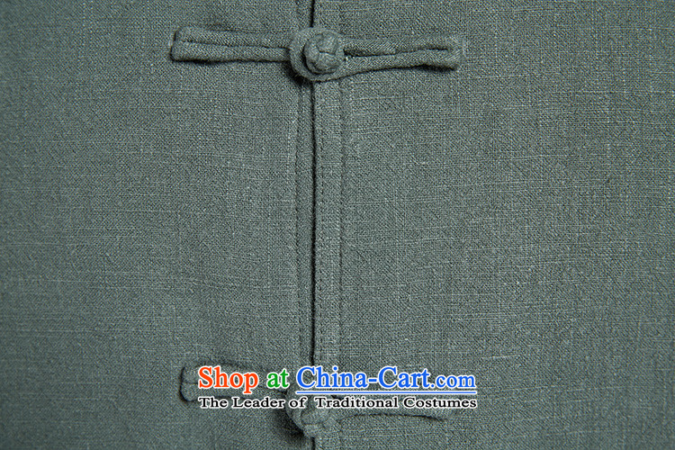 Q Shinsaibashi represented a health (New) Men's men Tang dynasty improved with a color scheme of the sleeve jacket WXZ1106 robe greenM picture, prices, brand platters! The elections are supplied in the national character of distribution, so action, buy now enjoy more preferential! As soon as possible.