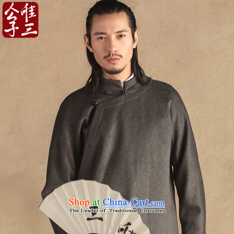 Cd 3 model teacher China wind wool? need to grow up flap use Tang dynasty male Han-Sau San National Chinese Winter black jumbo (XL), CD 3 , , , shopping on the Internet