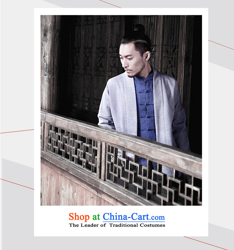 To Tree China wind male Han-to-thick cotton linen long-sleeved sweater winter Chinese men ball-Tang Dynasty to the color pictures, huge aloeswood price, brand platters! The elections are supplied in the national character of distribution, so action, buy now enjoy more preferential! As soon as possible.