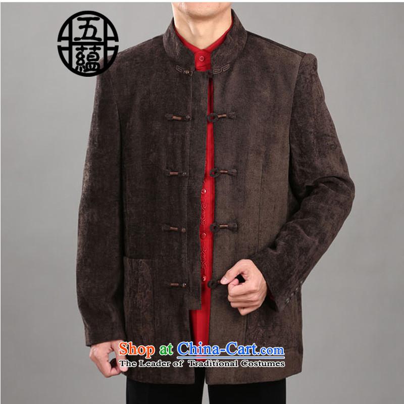 Azoura azouari autumn and winter Chinese men's jackets East Edition Men Tang dynasty bourdeaux manually,聽52, (AZOUARI azzu) , , , shopping on the Internet