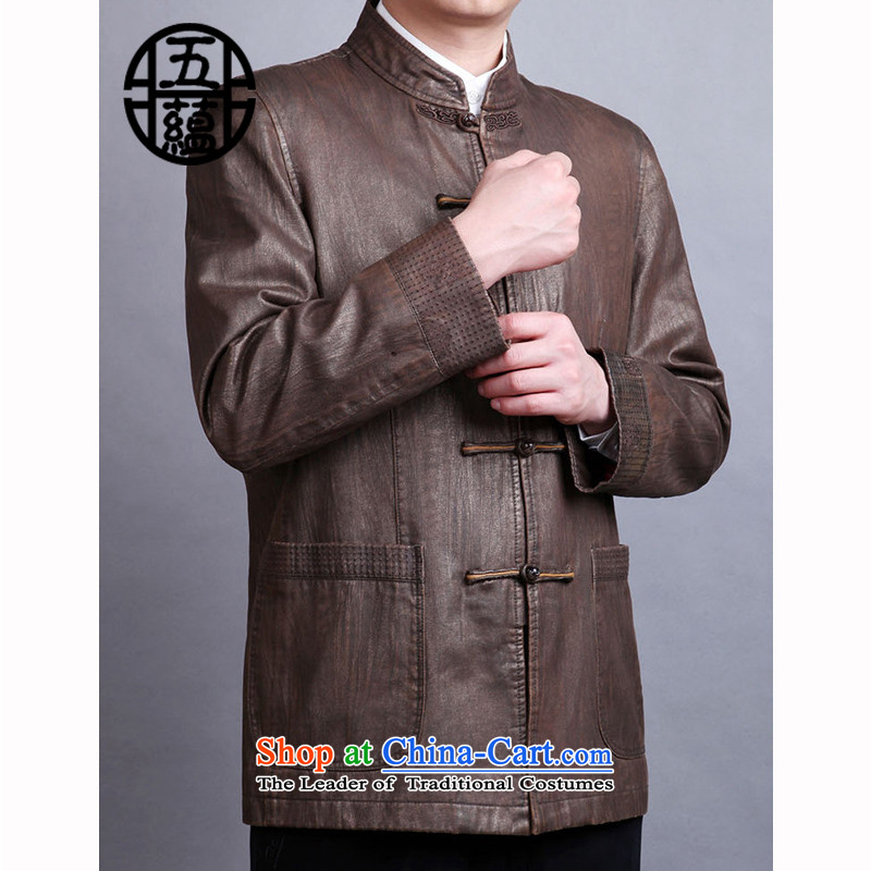 Azzu (azouari) Heung-cloud yarn- Chinese Disc detained men's jackets for autumn and winter by Tang blouses lady green聽53/481 AZZU AZOUARI () , , , shopping on the Internet