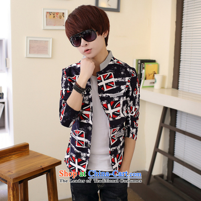 As early as 2015, yet stylish spring Chinese tunic male Korean Stylish coat�601 L